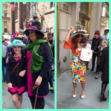 2015 Easter bonnets